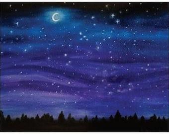 Twilight Winter cards