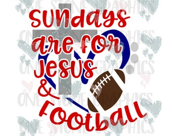 Sundays are for jesus and football svg,eps,dxf,jpeg,football svg,football,svg file,heart,football svg file,sundays are for jesus & football
