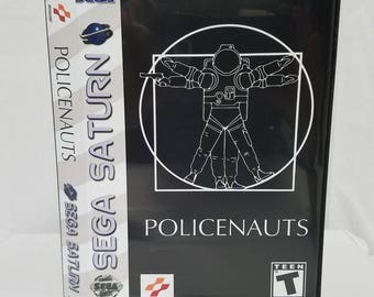 Policenauts (English Version)