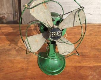 Antique Desk Fan *