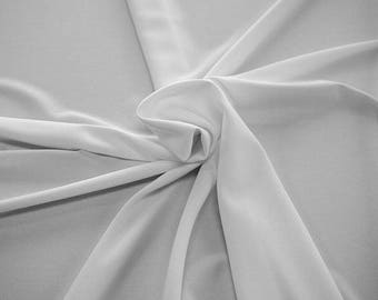 905001-Crepe 100% Polyester, width 150 cm, made in Italy, dry washing, weight 306 gr