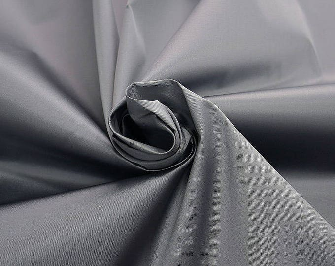 272187-natural Silk Mikado 100%, width 135/140 cm, made in Italy, dry cleaning, weight 190 gr