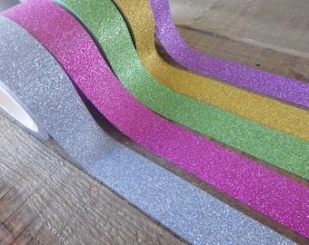 Glitter Washi Tape, Glitter Tape