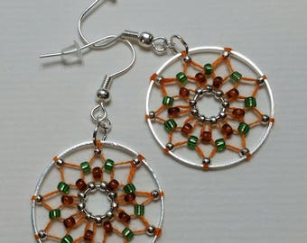 The North Star earrings