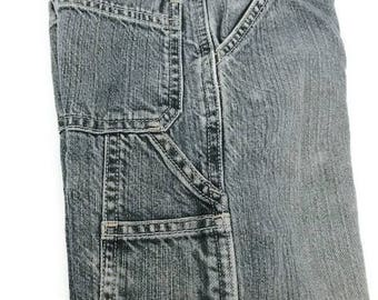 Jean Gymboree 2T Very wash Vintage Jean Soft and durable Carpenter Toddler Jean