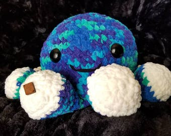 Large Squishy Ocean Shades Octopus (READY TO SHIP)