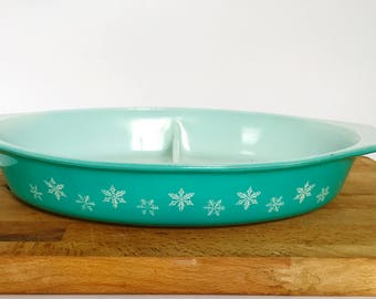 Retro Pyrex Serving Dish