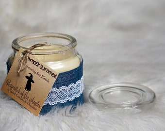 Almost Summer 14oz Glass Candle