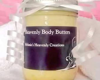 Heavenly Jamaican Coconut Body Butters
