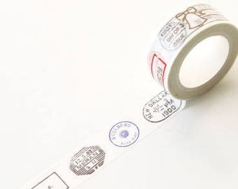 Stamps / Washi Tape, Masking Tape, Planner Stickers