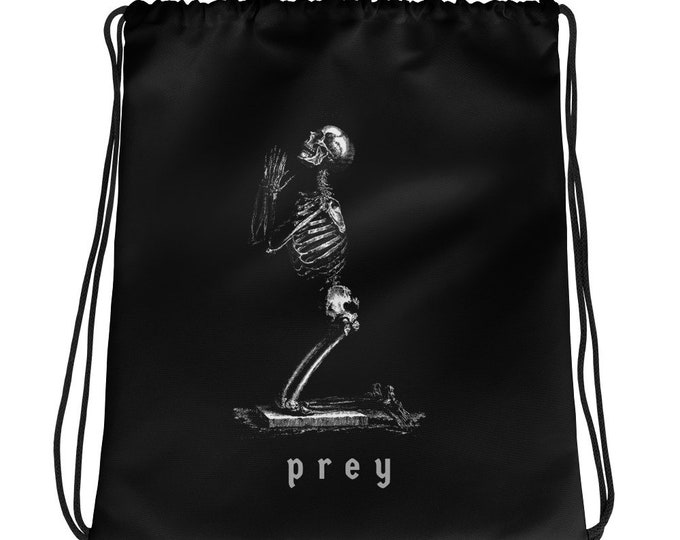 PREY Drawstring Bag