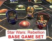 Star Wars: Rebellion BASE GAME Leader Stands