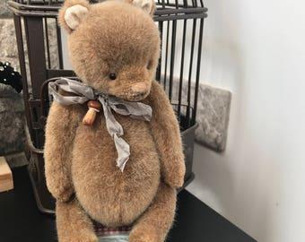 Teddy bear ooak artistry