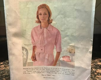 Vintage Sears Roebuck catalog catalogue spring summer 1965