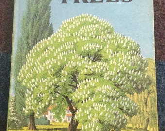 Vintage Ladybird Book - Trees