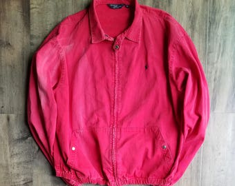 Polo Ralph Lauren Jacket Size XL Made In USA