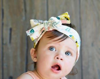Baby Bow | Headband | Headwrap