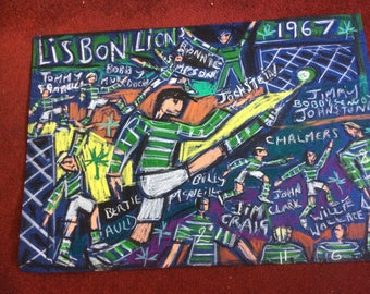 Lisbon Lions in the Clover