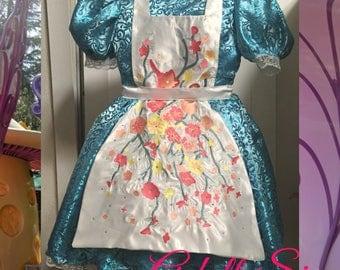 Alice in Wonderland Adult Dress