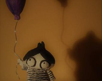 """5x7"""" Photo Print Le Kreep Boy ballon"""