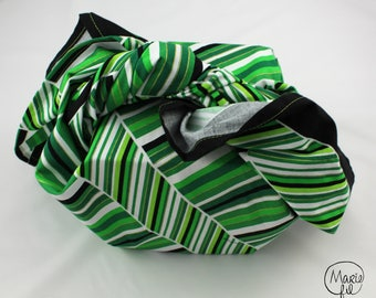 Furoshiki - Sustainable gift - reusable gift wrapping - packaging fabrics traditional gift wrap