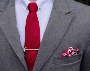 Ties Clip Hammer for Men Suits Men's Wedding  Metal Necktie Tie Bar,Retro Tie Clip, Gift for Boyfriend Gift for Dad Gift for Friend For Him