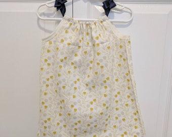 Baby girl's/little girls summer shift dress