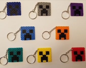 Minecraft Creeper party favor pack - Set of 8