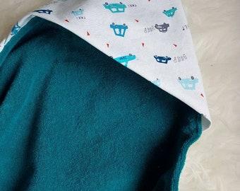 Baby bath towel, hooded towel, newborn towel, baby shower gift, baby shower, baby gifts, baby towel