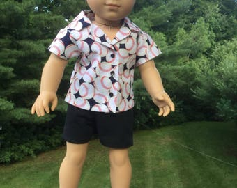 18 inch boy doll outfit