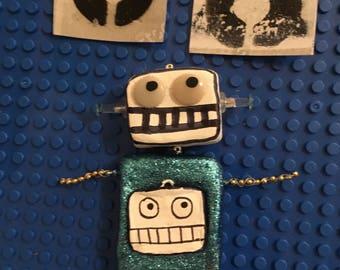 Classic Bot Ornaments!