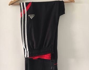 Adidas Trackpants Vintage Sportswear Size S