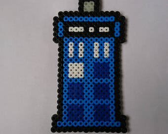 Tardis Doctor Who magnet