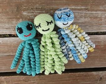 NICU Octopus/Preemie Octopus/Octopus For Preemie/Crochet Preemie Octopus/Baby Shower Gift/Preemie Baby Gift/Baby Octopus/Tiny Octopus