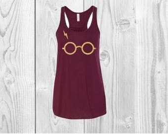 Harry Potter Shirts|Harry Potter Shirt| Harry Potter Running Shirts|Harry Potter|Running Tank|Harry Potter Tank|Harry Potter Running