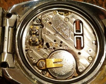 Vintage Longines Ultronic Watch - Parts/Repair