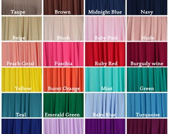 Get Fabric Swatches up to  6 COLORS ONLY , Please Read Description or see next pictures to know how to do it