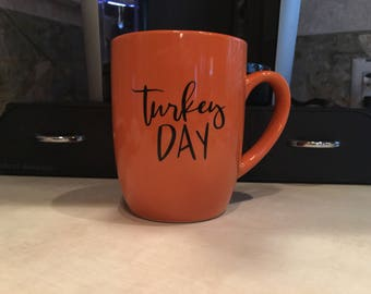 Turkey Day Mug