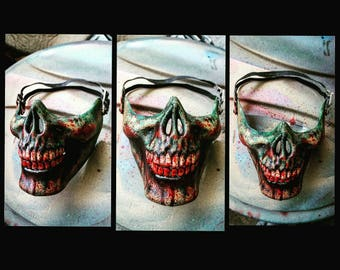Custom half mask