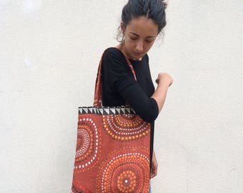 Cotton canvas Totebag