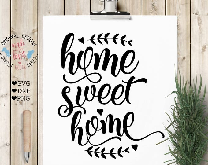 home svg, home sweet home svg cutting file, welcome home svg, house svg, svg files, cutting files, housewarming svg, house sign designs