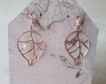 fancy gold tone earrings