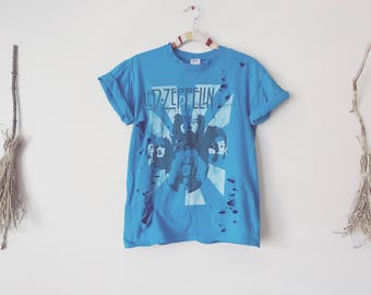 Distressed Led Zeppelin T-shirt