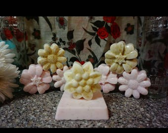 all natural homemade soap 4 pack
