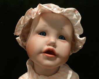 Yolanda Bello Ashton Drake Galleries Emily girl doll with paperwork