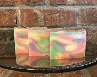 Pearberry Handcrafted Soap Natural Artisan Soap