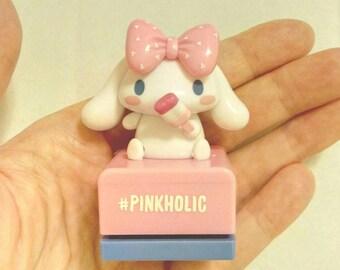 Limited Cinnamoroll Hole Punch Sanrio Cute Hole Puncher  Office Supplies Kawaii School Supplies