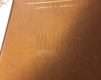 1956...Contracts...American Casebook Series  by Laurence P Simpson  1956...West Publishing Co....