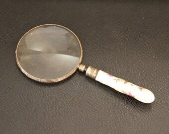 Vintage Magnifier Etsy