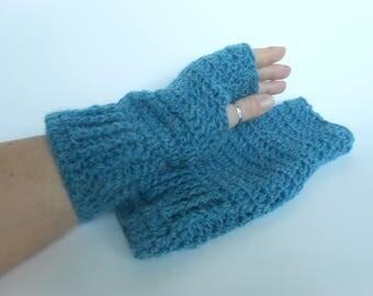 Crocheted Wristlets